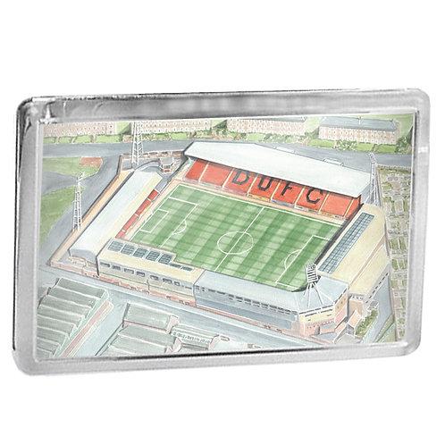 Dundee United, Tannadice Park - Fridge Magnet