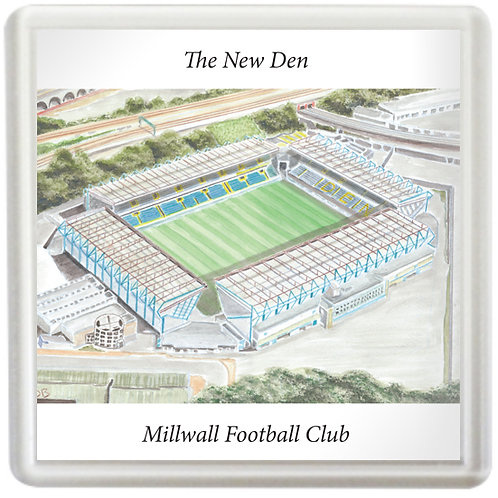 Milwall - The New Den - Coaster