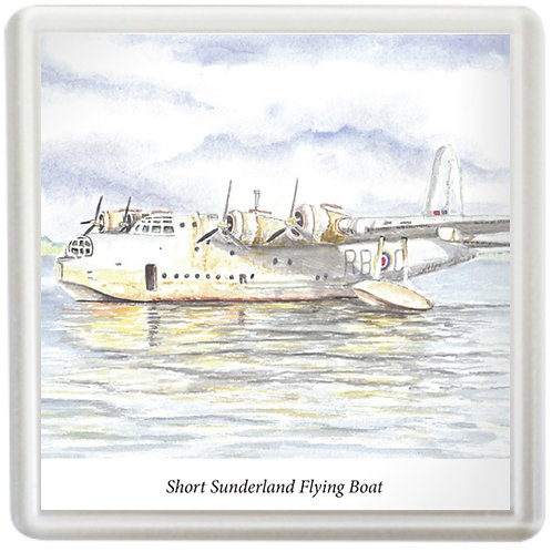Short Sunderland Flying Boat - Coaster