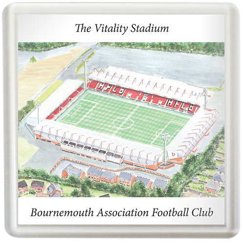 Bournemouth - The Vitality Stadium - Coaster