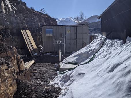 Last Dollar Wastewater Treatment Plant