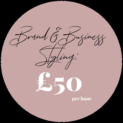 Dalry Rose Styling Brand & Business Styl