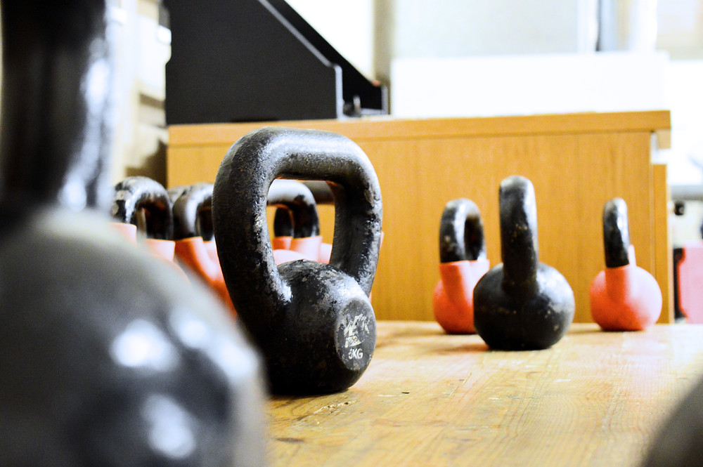 Weight training for women - Fitness classes in Burbage