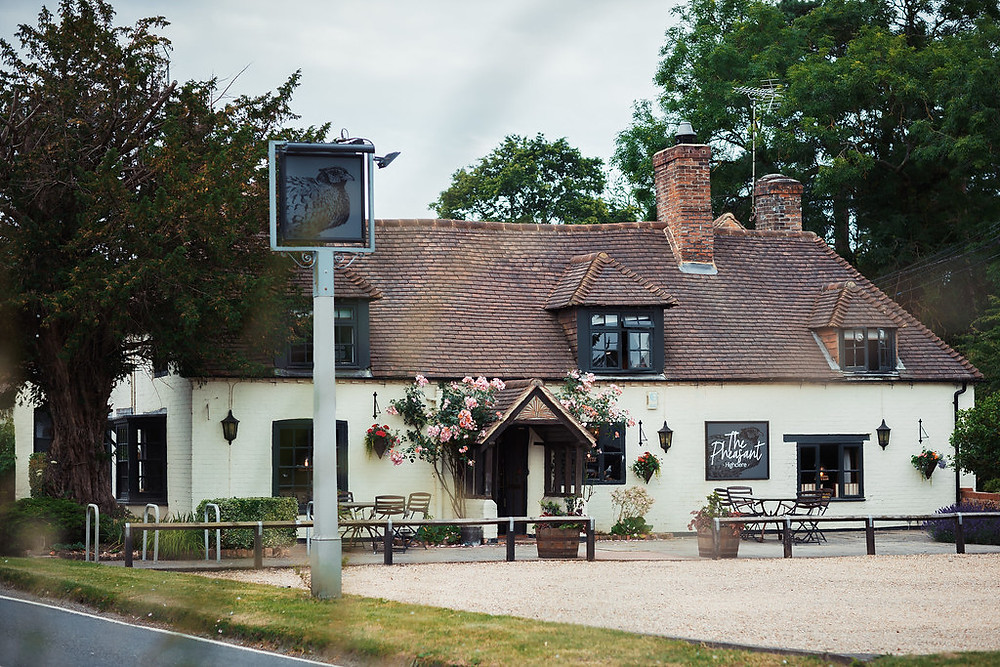 The Pheasant Inn Highclere