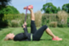 Stretch & Tone Fitness Classes in Burbage