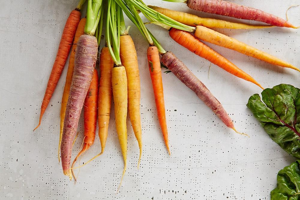 Autumn Tummy Warmer - Carrot & Turmeric Soup Recipe