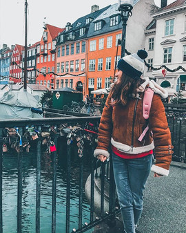 My dream is to live a colorful life 🇩🇰