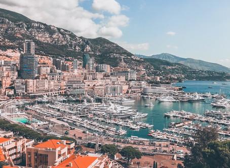 A trip in Monaco