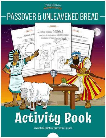 Passover & Unleavened Bread.JPG