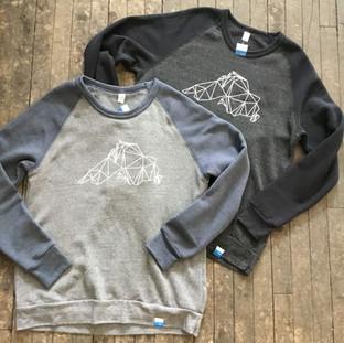Lake Superior ice sweatshirt ($65)