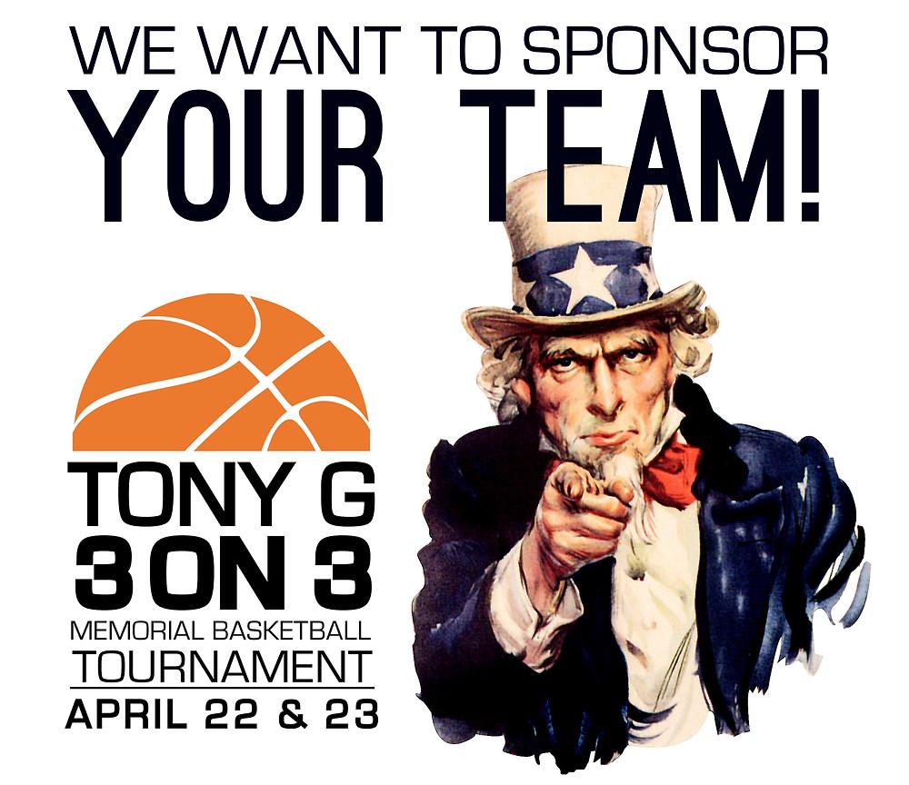 Tony G 3 on 3