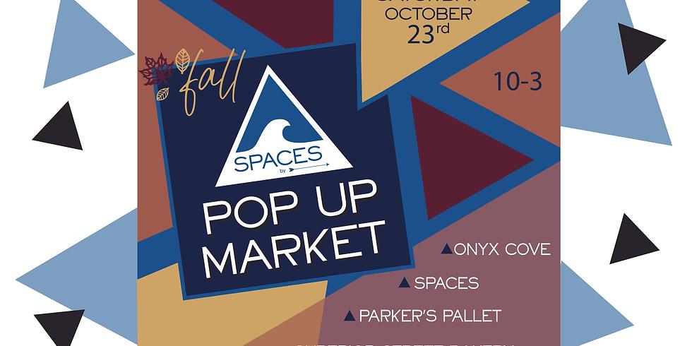 Fall Pop Up Market