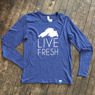 Live fresh long sleeve tee ($36)