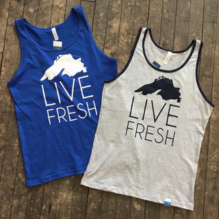Live fresh tank ($26)