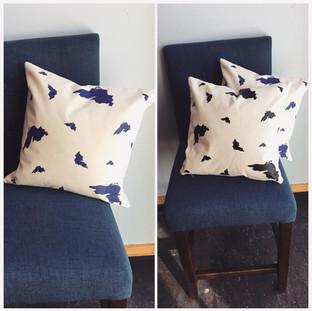 Lake Superior pillow ($32), pillow case ($24)