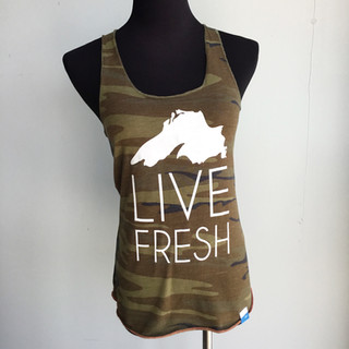 Live Fresh tank ($32)