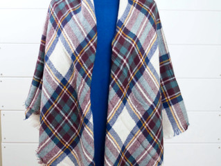 Blanket Scarf 101