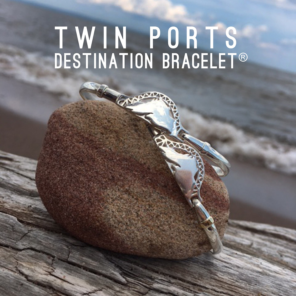 Twin Ports Destination Bracelet