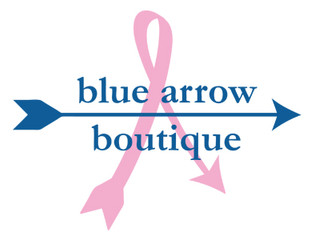 blue arrow is Making Strides.  Join us!