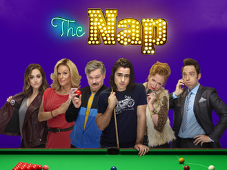 MTC's THE NAP on Broadway!