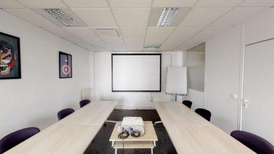 Space2be Salle de réunion Paris 15