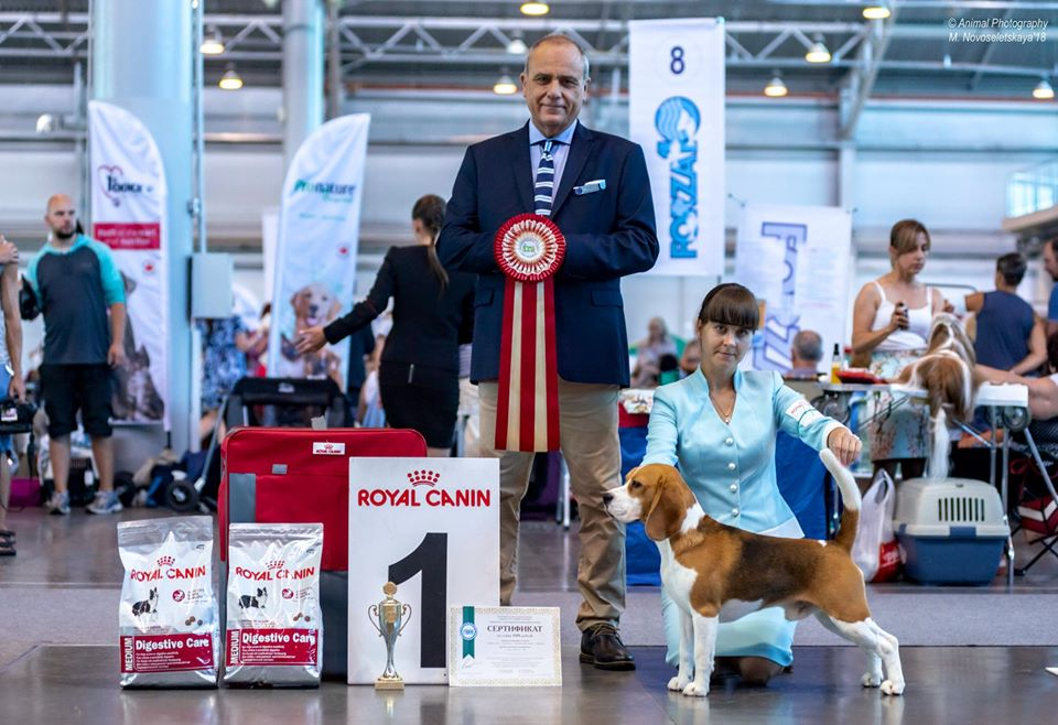 Best of Breed on speciatity Saint-Peters