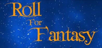 Roll for Fantasy logo