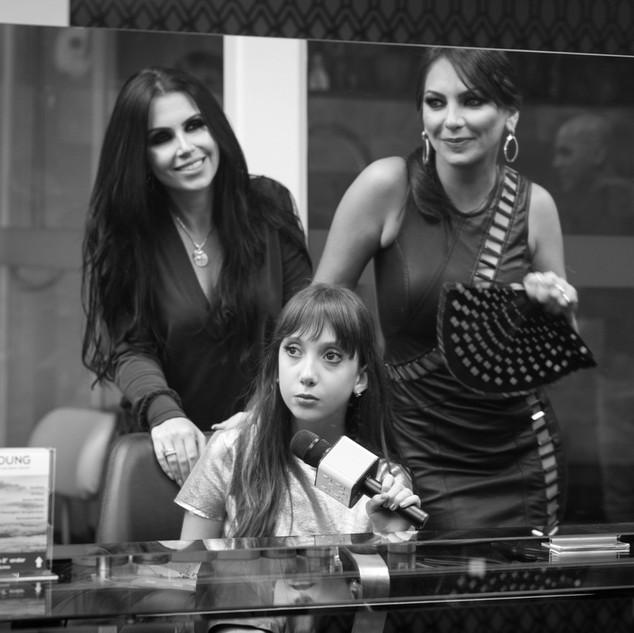 Maria Fernanda, Maíra e Isadora