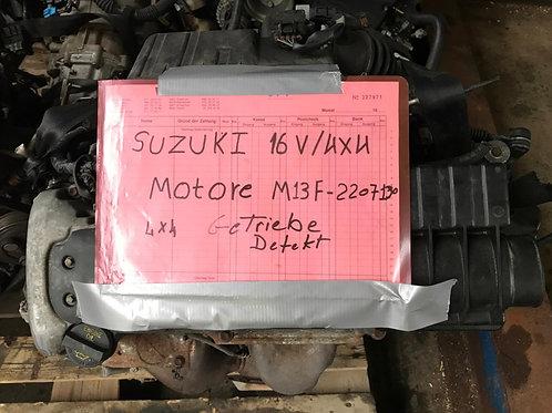 Motor Suzuki 16 V 4x4 M13F-2207130