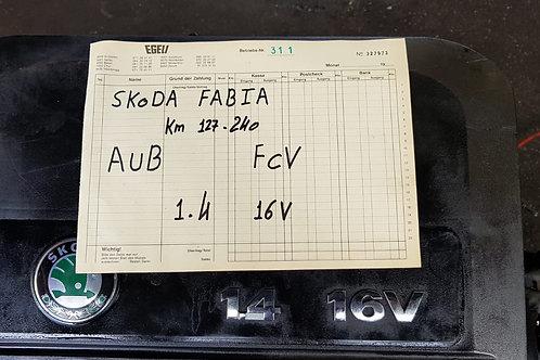 Motor Skoda Fabia AUB FCV 1.4 16V