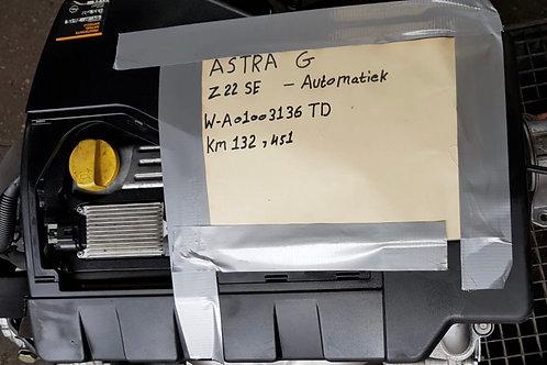Getriebe Opel Astra G Z22SE W-A01003136