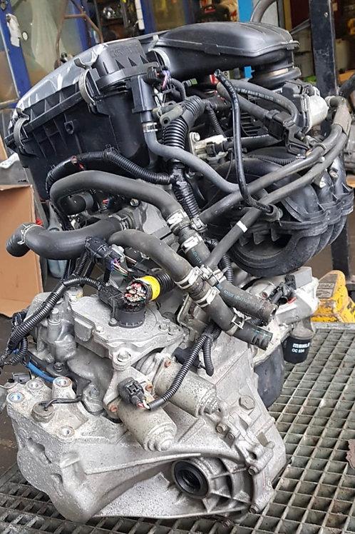 Getriebe Toyota Ygo  Halb Autom 20TT020841157