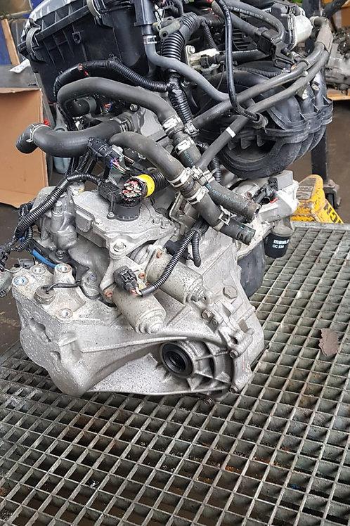 Toyota Ygo Halb Autom 20TT020841157