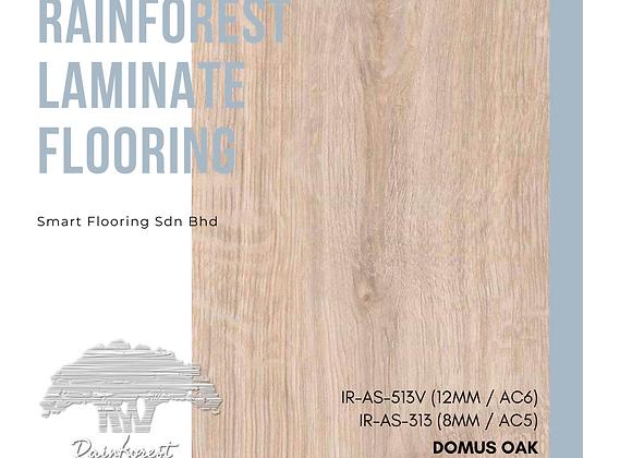 RAINFOREST Laminate Flooring (IR-AS-313/8mm/AC5) (IR-AS-513V/12mm/AC6/V)