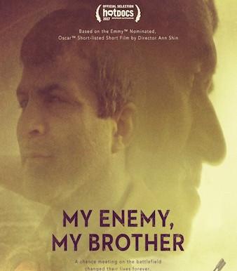 NOW Magazine – 'My Enemy, My Brother' 4/5 stars