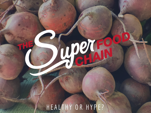THE SUPERFOOD CHAIN, a TVO Original documentary, World Premiere
