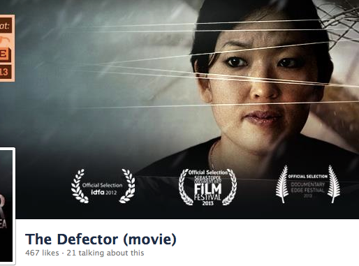 The Defector Selected into 7 World Festivals and Nominated for CSC Award