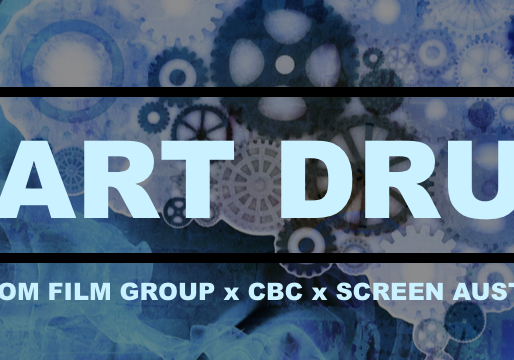 ANNOUNCING 'SMART DRUGS' IN DEVELOPMENT WITH CBC AND SCREEN AUSTRALIA!