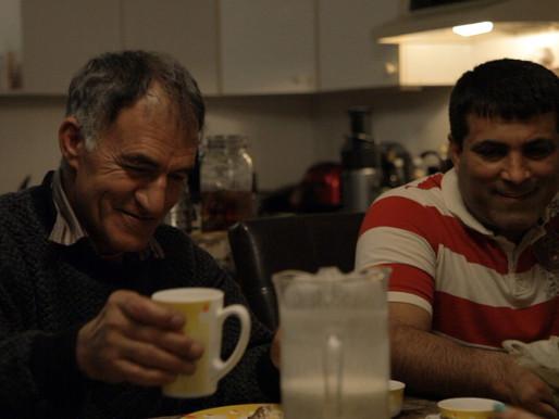 """My Enemy, My Brother""'s Najah Aboud & Zahed Haftlang in Maclean's"