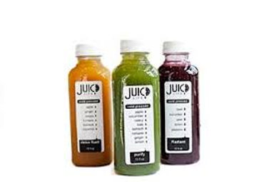 GCF Favorites Juice Pack (Five 8 oz Juices)