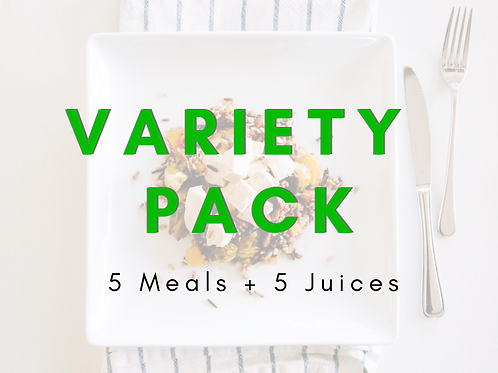 Mama's Meals Variety Pack