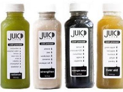 Green Juice Pack