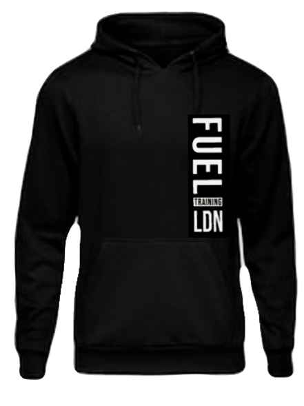 FUEL Logo Hoodie BLACK
