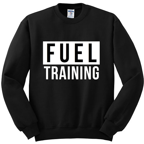 FUEL Sweater BLACK