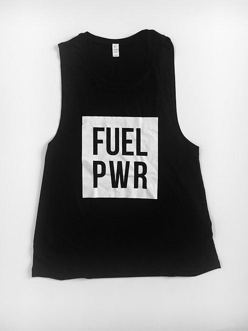 FUEL PWR Yoga Vest BLACK