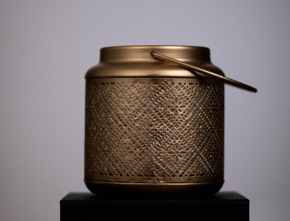 Bronze Lantern - 13cm