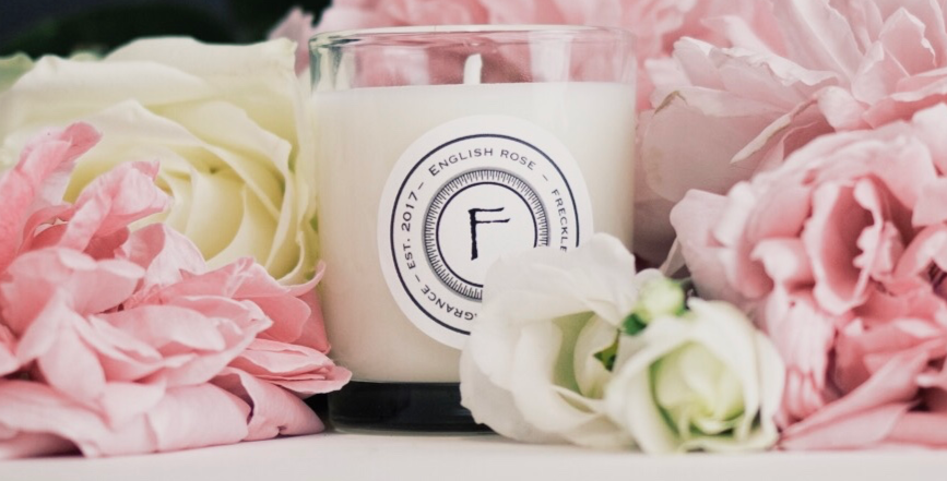 Floral Trio of Mini Luxury Candles