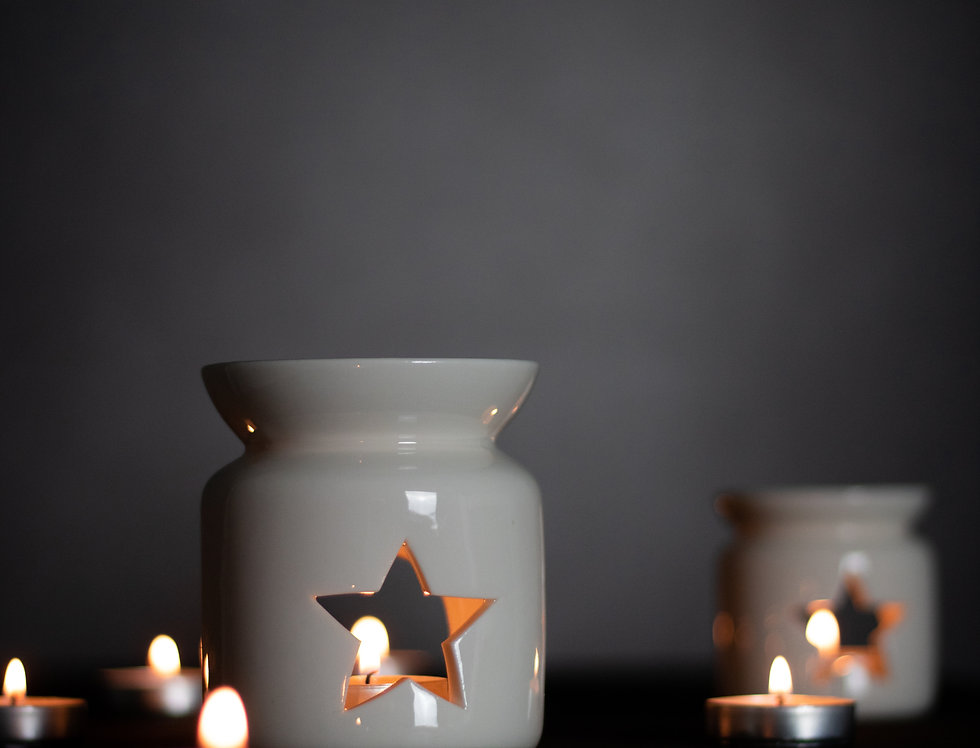 White Star Oil Burner