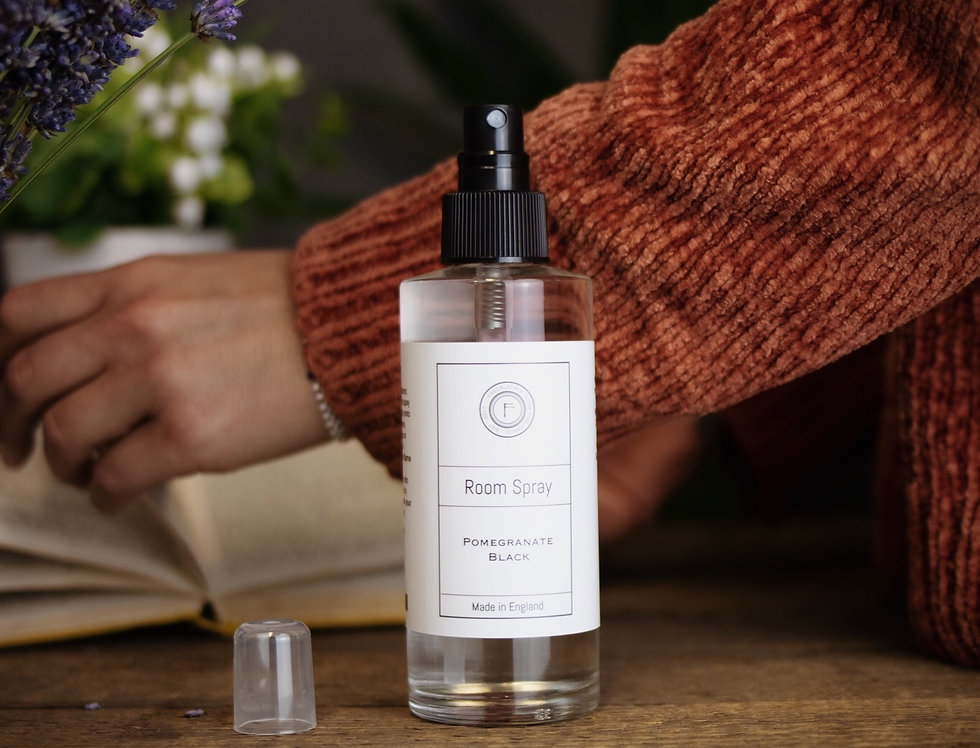 Orange, Lime & Basil Room Spray