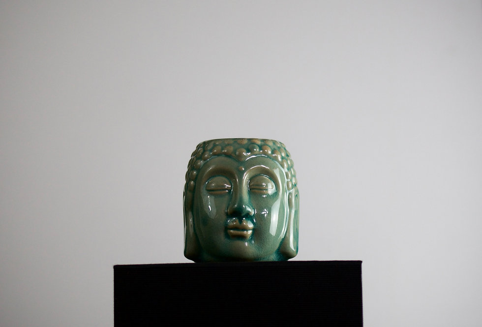 Buddha Head Wax Melter